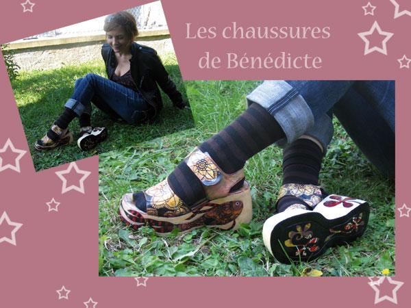 Chaussuresben