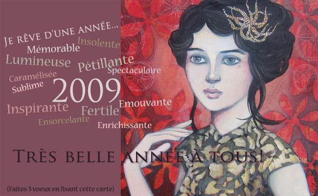 Cartevoeux2009
