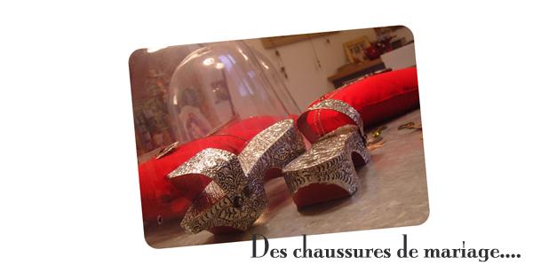 Chaussuresmariage