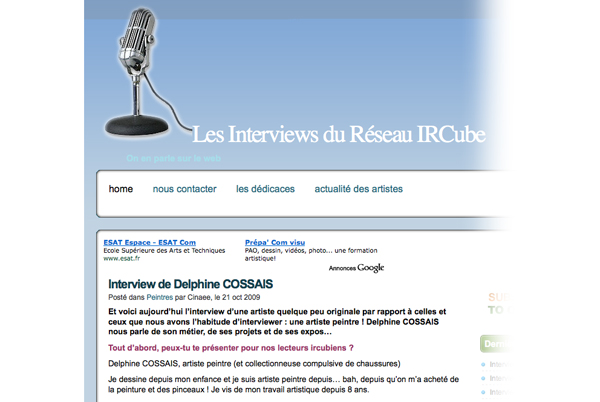 Interviewircube