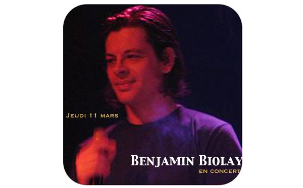 Benjaminbiolayconcert