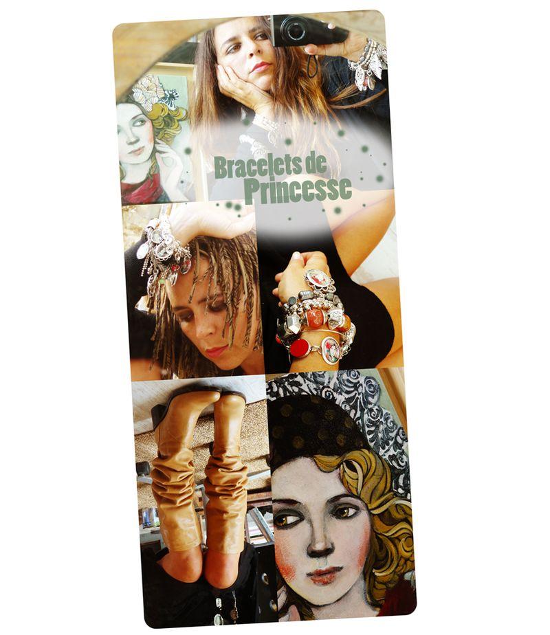 Bracelets-princesse