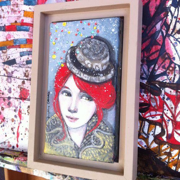 Portrait pour Christelle