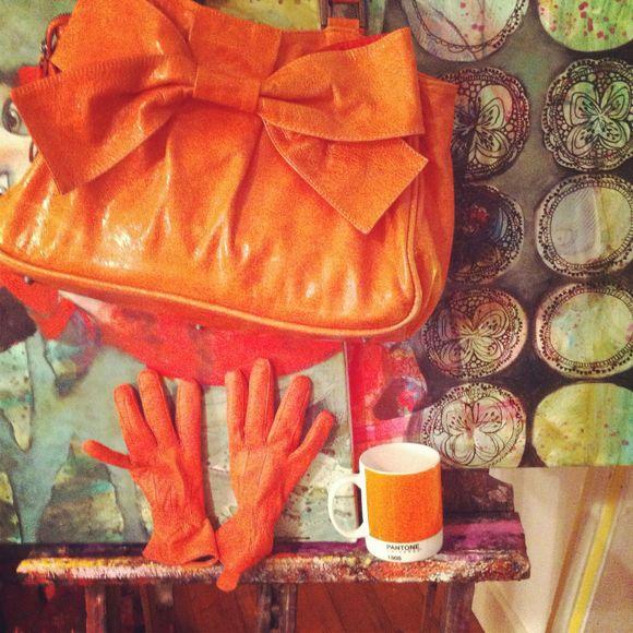 Orange-hiver
