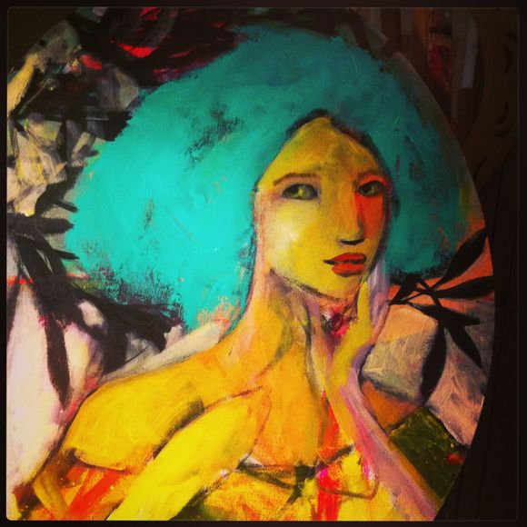 Peinture nocturne