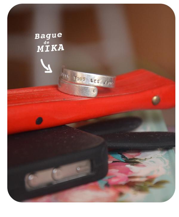Bague-mika