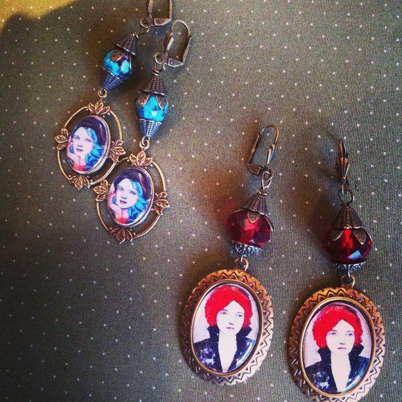 Nouvelle série de bijoux