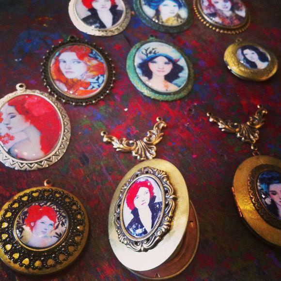 Bijoux et salomés