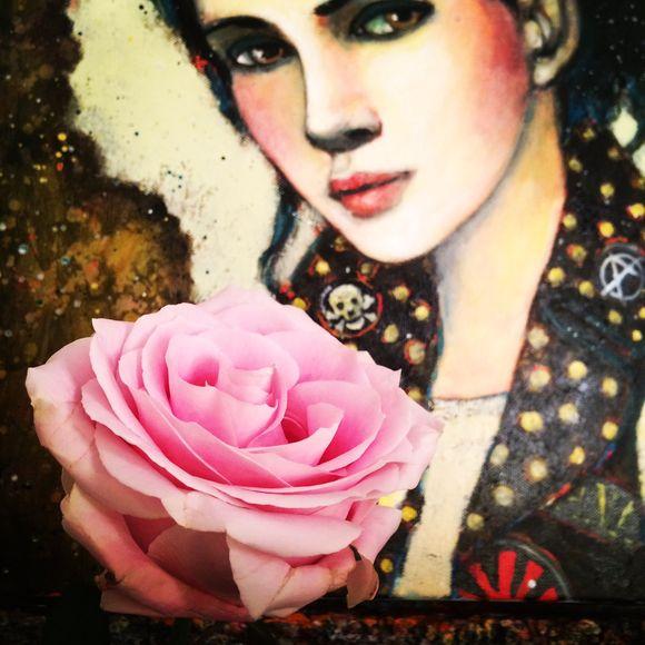 Rebelles et fleurs