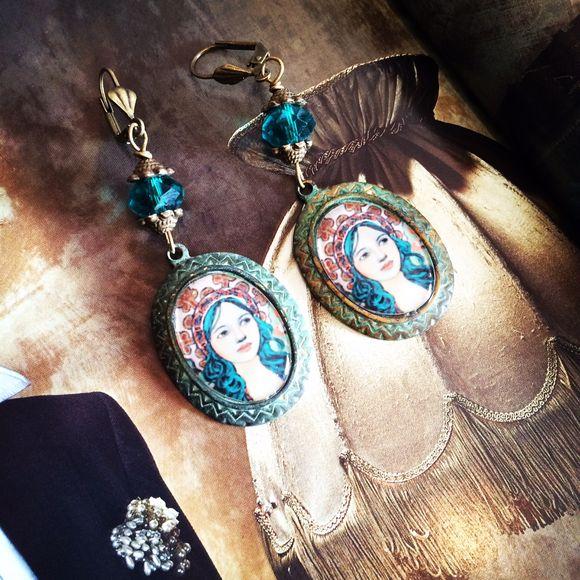Bijoux portraits