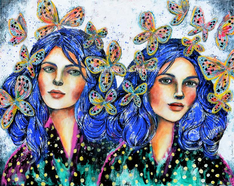Papillons-jours