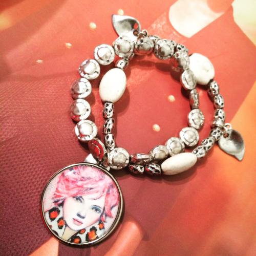 Nouveaux bracelets